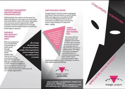 Triangle Brochure